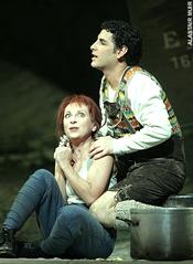 Natalie Dessay and Juan Diego Florez