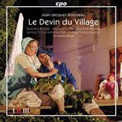 Jean-Jacques Rousseau: Le Devin du Village
