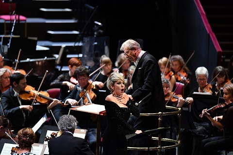 Prom 71: John Eliot Gardiner conducts the Orchestra Revolutionnaire et Romantique