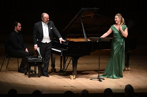 Diana Damrau's Richard Strauss Residency at the Barbican