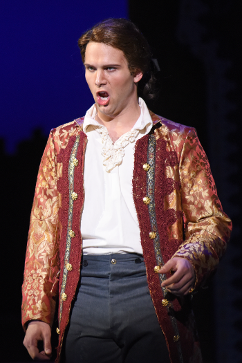 Joseph Lattanzi as Don Giovanni [Photo by Tim Trumble]