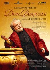 G. Donizetti: Don Pasquale [Arthaus Musik 101303]