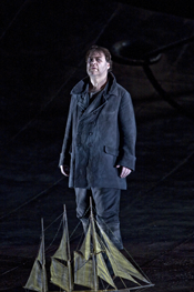 Bryn Terfel as the Dutchman [Photo by Clive Barda courtesy of The Royal Opera House]