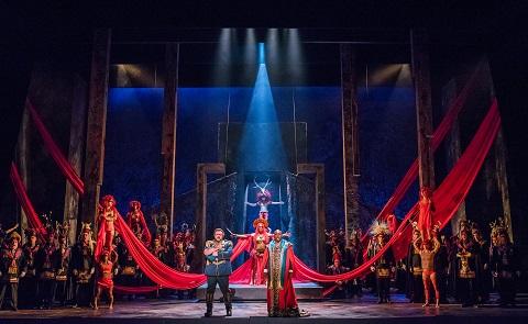 <em>Aida</em>: English National Opera