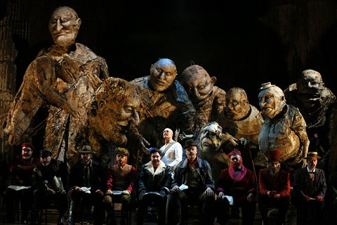 <em>Satyagraha</em>, English National Opera
