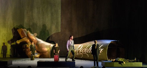 <em>Rodelinda</em>, English National Opera
