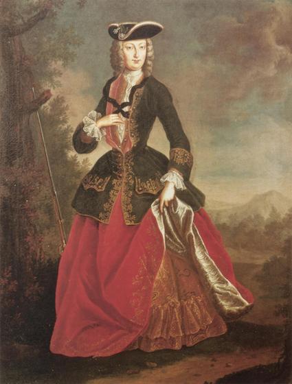 Elisabeth Christine of Brunswick-Wolfenbüttel [Source: Wikipedia]