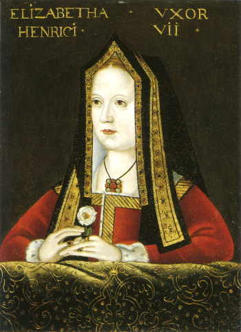 Elizabeth of York [Source: Wikipedia]