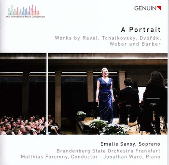 Emalie Savoy: A Portrait