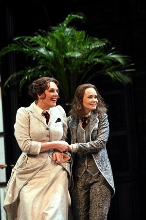 Eva-Maria Westbroek as Liza and Anna Goryachova as Paulina.jpg