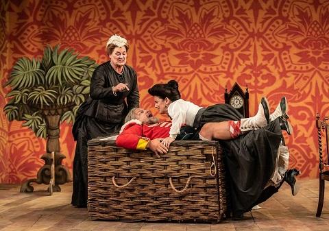 <em>Falstaff</em>, Garsington Opera