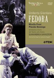 Umberto Giordani: Fedora