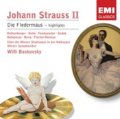 Johan Strauss: Die Fledermaus (highlights).
