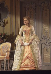 Renée Fleming as the Marschallin