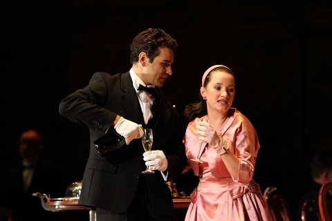 Frédéric Antoun as Fenton, Anna Prohaska as Nannetta.jpg