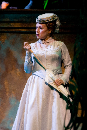 Olga Guryakova as Polina in Prokofiev's