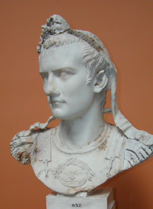 Gaius Caesar Caligula [Source: Wikipedia]