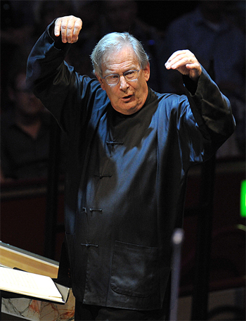 John Eliot Gardiner [Photo by BBC/Chris Christodoulou]