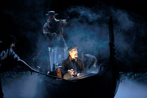 Gerald Finley as the Gondolier and Mark Padmore as Aschenbach.jpg