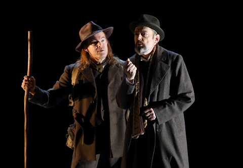 Gerald Finley as the Traveller and Mark Padmore as Aschenbach.jpg