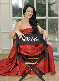 Angela Gheorghiu [Photo by Nigel Norrington courtesy of Angela Gheorghiu Official Website]