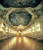 The Great Gallery at The Orangerie Schönbrunn, Vienna