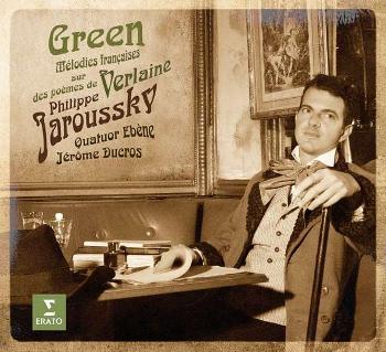 Green: Mélodies françaises sur des poèmes de Verlaine