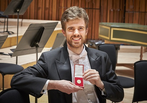 Guildhall School Gold Medal