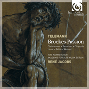 Georg Philipp Telemann: Brockes-Passion