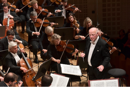 Bernard Haitink [Photo by Peter Fischli/Lucerne Festival]
