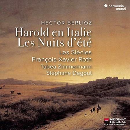 Hector Berlioz: Harold en Italie, Les Nuits d'été