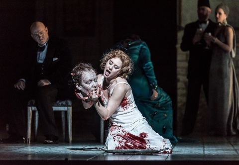 <em>Salome</em>, The Royal Opera House, Covent Garden