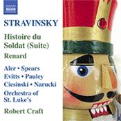 Igor Stravinsky: Histoire du soldat (Suite), Renard.