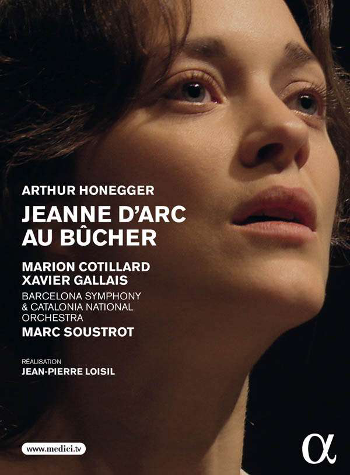 Honegger: <em>Jeanne d&#8217;Arc au bûcher</em>