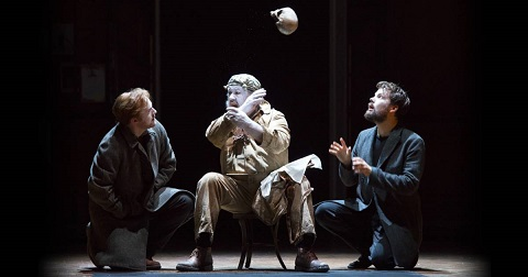 <em>Hamlet</em>: Glyndebourne Touring Opera at the Marlowe Theatre, Canterbury