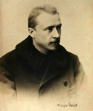 Hugo Wolf 1910 [Source: Wikipedia]