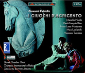 Giovanni Paisiello: I Giuochi d'Agrigento