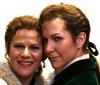 Solie Isokowski and Joyce DiDonato