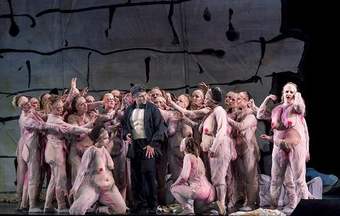 <em>Parsifal </em>: Munich Opera Festival