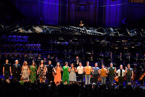<em>West Side Story</em>: BBC Prom 39, John Wilson Orchestra