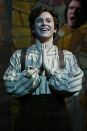 Keith Jameson in the title role of Candide, New York City Opera