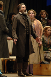James Maddalena as John Brown at the Lyric Opera of Kansas City