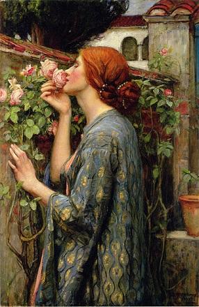 John_William_Waterhouse_-_The_Soul_of_the_Rose,_1903 .jpg