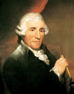 Franz Joseph Haydn by Thomas Hardy, 1792