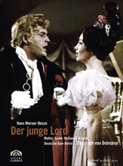 H. W. Henze: Der junge Lord