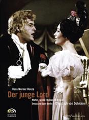 H. W. Henze: Der junge Lord