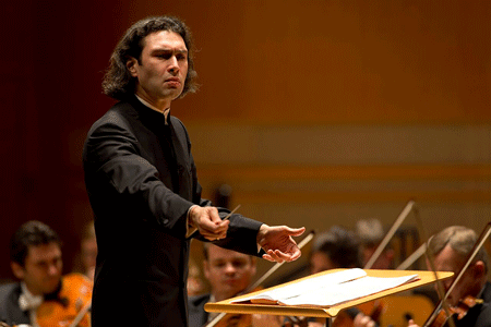 Vladimir Jurowski [Photo by Drew Kelley courtesy of IMG Artists]