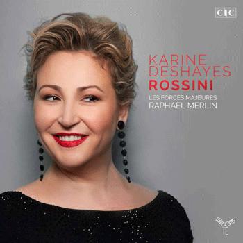 Karine Deshayes — Rossini