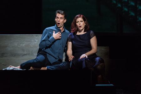 Scene from <em>As One</em> [Photo by Karli Cadel courtesy of San Diego Opera]