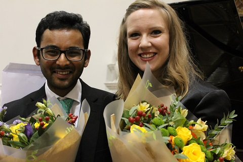 Keval Shah (winner accompanists' prize) with Emma Stannard (winner Bampton Young Singers' Competition 2017) (1).jpg